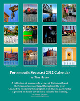 Portsmouth Seacoast 2012 Calendar - Back Cover
