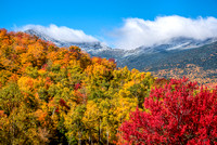 White Mountain Fall