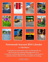Portsmouth Seacoast 2014 Calendar -   Back Cover