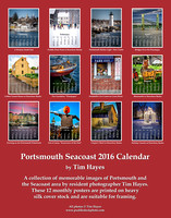 Portsmouth Seacoast 2016 Calendar - Back Cover