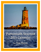 Portsmouth Seacoast 2015 Calendar Front Cover